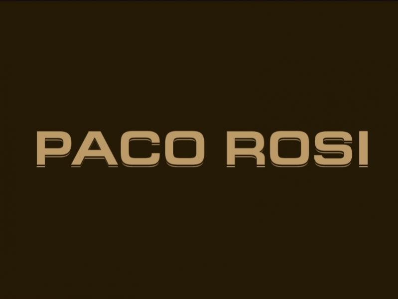 Paco Rosi