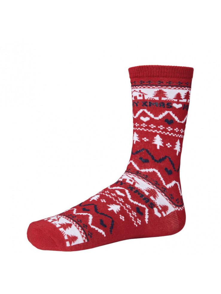 Дамски коледни чорапи Ysabel Mora 12749 SURTIDOMC 36-41 3БР.