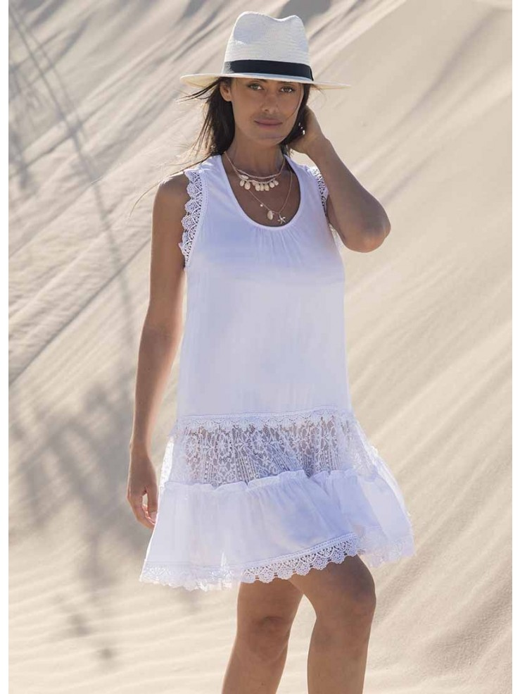 Дамска плажна рокля YSBEL MORA
