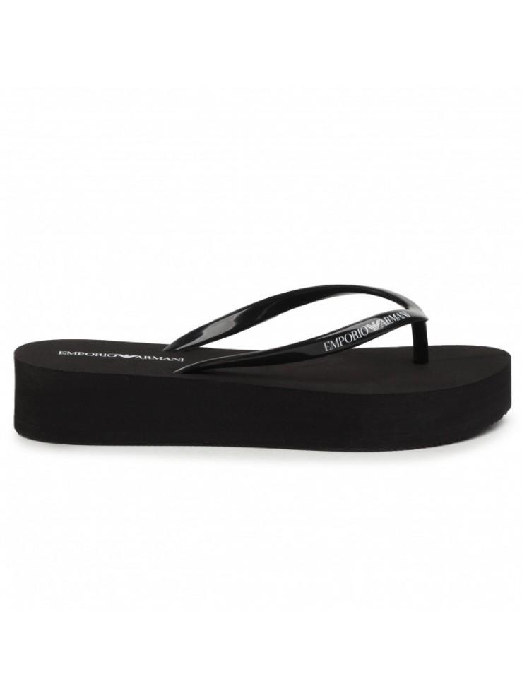 Дамски плажни чехли EMPORIO ARMANI