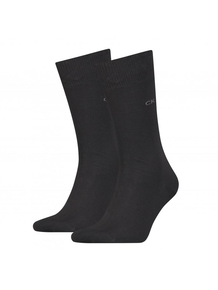 Мъжки чорапи CALVIN KLEIN ECP275 black 43/46