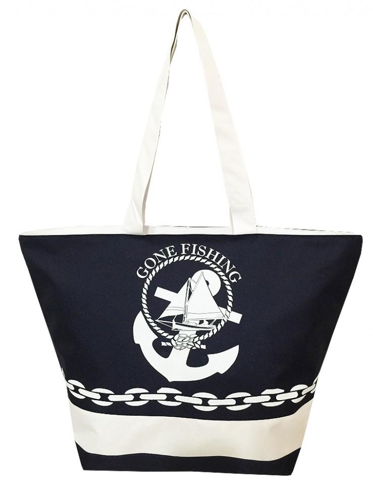 Плажна чанта LE COMPTOIR DE LA PLAGE