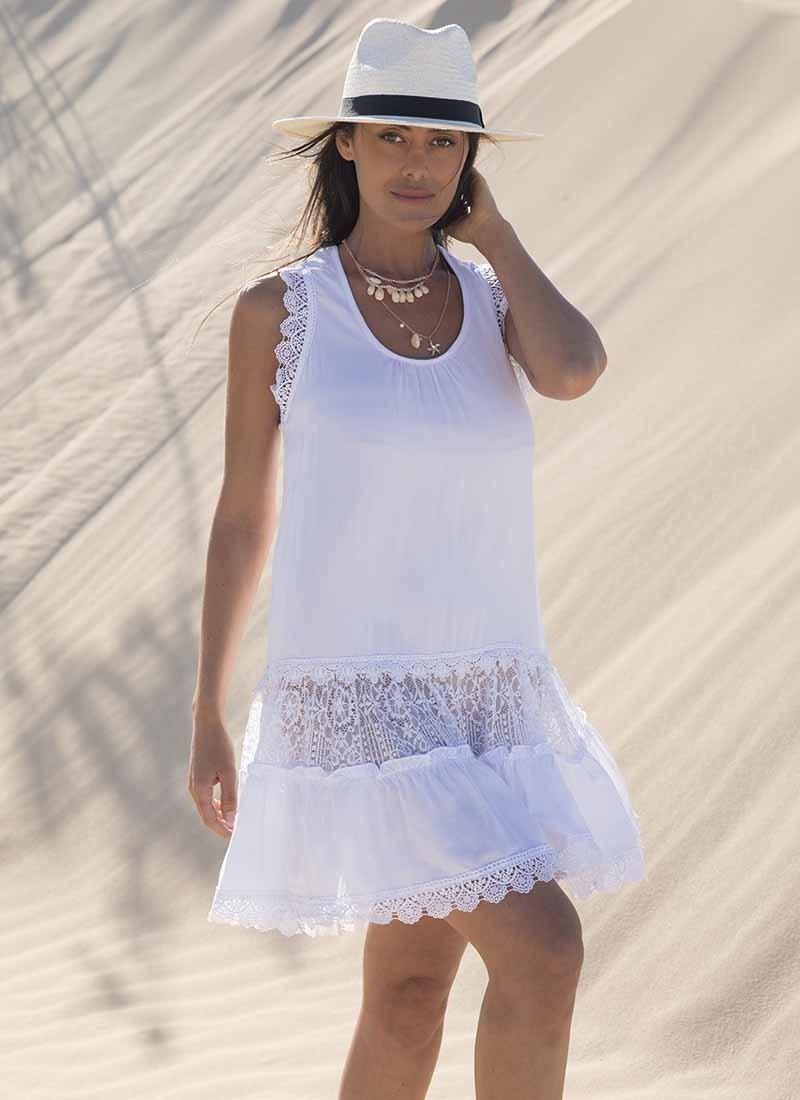f669e3f19d3 Дамска плажна рокля YSBEL MORA - Дрехи - Бански/Аксесоари - Жени ...