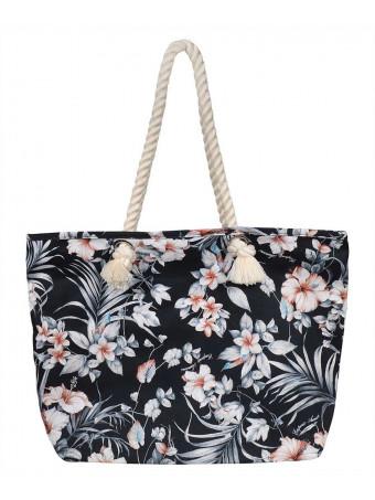 Текстилна плажна чанта Emporio Armani 262685 1P803 66720