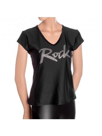 Дамска тениска FILIFOLLI ROCK TREDUE