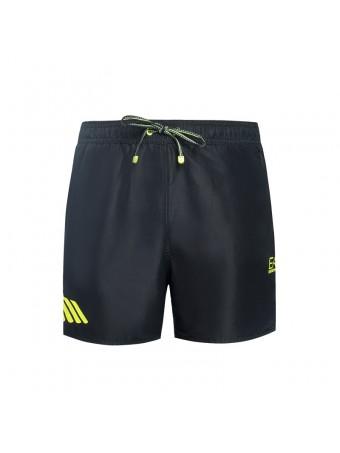 Мъжки плажни шорти EA7
