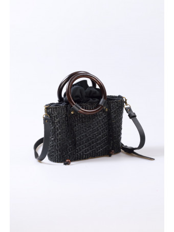 Дамска чанта CABANNI MAUI BLACK BAG