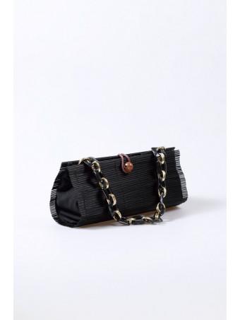 Дамска чанта CABANNI MYKONOS BLACK BAG