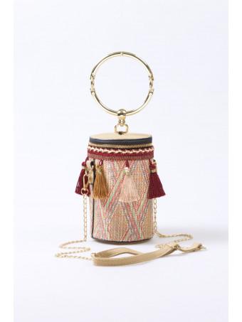 Дамска чанта CABANNI MARRAKESH RED BAG