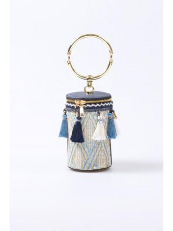 Дамска чанта CABANNI MARRAKESH BLUE BAG