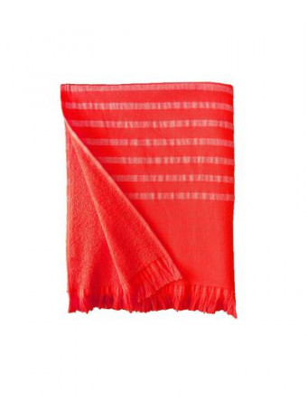 Плажна кърпа LE COMPTOIR DE LA PLAGE ALANYA Rouge