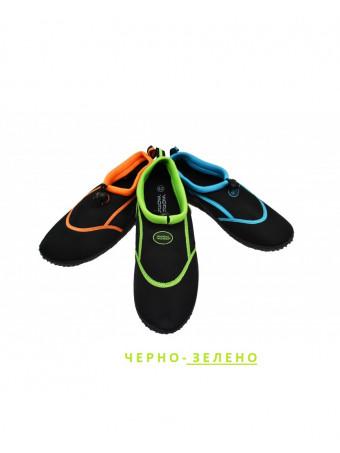 Аква обувки от Mora Mora AQUA ISLAND GREEN