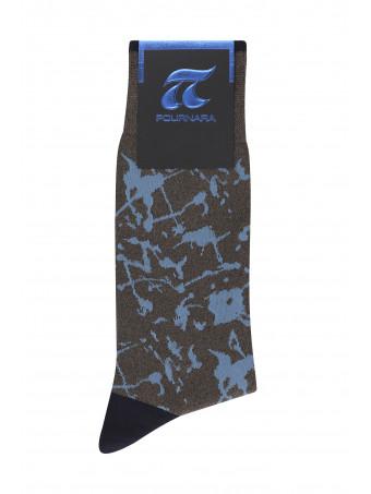 Мъжки фешън чорапи President 3671 02 OS Socks