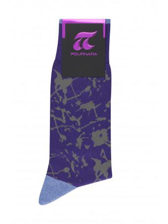 Мъжки фешън чорапи President  3671 03 OS Socks