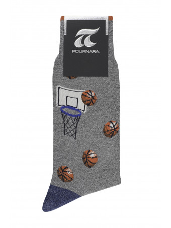 Мъжки фешън чорапи President 3672 03 OS Socks
