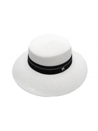 ДАМСКА КАПЕЛА Bon Hats 20040 БЯЛА 57см