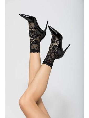 Дамски къси фигурални чорапи PIERRE MANTOUX
