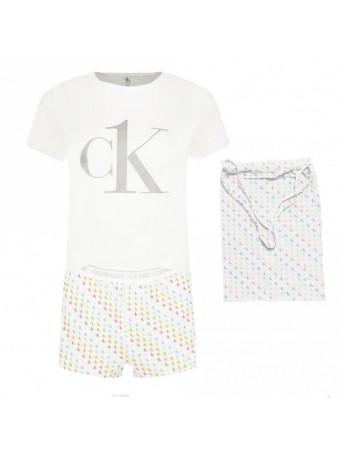 Дамски сет пижама CALVIN KLEIN