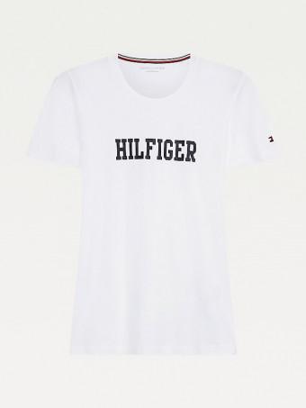 Дамска тениска Tommy Hilfiger UW0UW02618 YBR T-shirt
