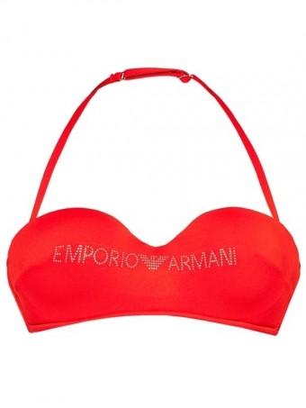 Дамски бански горна част EMPORIO ARMANI