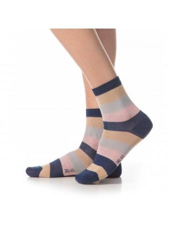 Дамски чорапи  къси фигурални FILIFOLLI