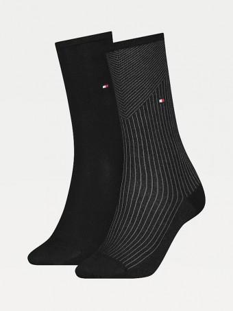 Дамски къси чорапи Tommy Hilfiger 701210526001 2 бр. в пакет