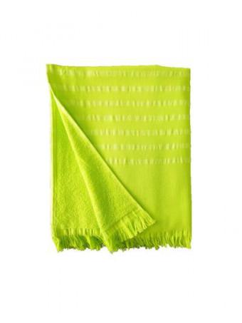 Плажна кърпа LE COMPTOIR DE LA PLAGE ALANYA Vert Anis