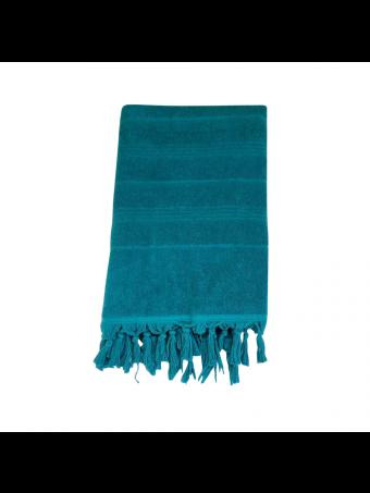 Плажна кърпа LE COMPTOIR DE LA PLAGE HAMMAM BLUE LAKE 90x160