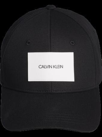Плажна шапка с козирка CALVIN KLEIN