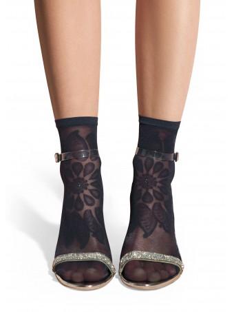 Дамски къси фигурални чорапи PHILIPPE MATIGNON