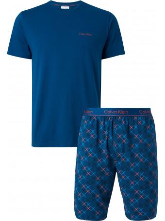 Мъжка пижама сет Calvin Klein NM1536E 9UO SET