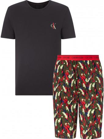 Мъжка пижама сет Calvin Klein NM1870E 9VO SET