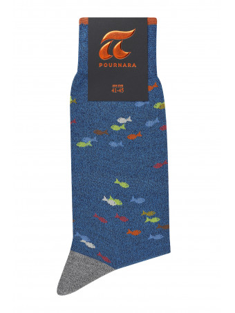 Мъжки фешън чорапи President 3690 03 OS Socks