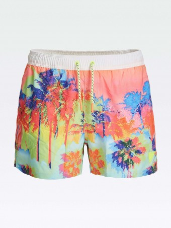 Мъжки плажни шорти GUESS