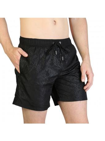 Мъжки бански Karl Lagerfeld KL21MBM11 BLACK Short