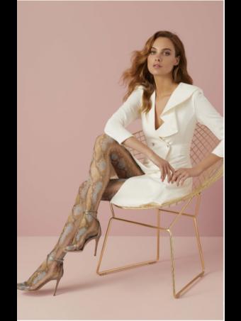Дамски фигурален чорапогащник PHILIPPE MATIGNON