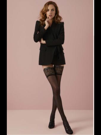 Дамски чорапи със силикон PHILIPPE MATIGNON