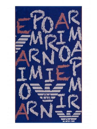 Плажна кърпа Emporio Armani 211774 1P453 23033  TOWEL