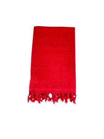 Плажна кърпа LE COMPTOIR DE LA PLAGE HAMMAM ROUGE 90x160 TOWEL