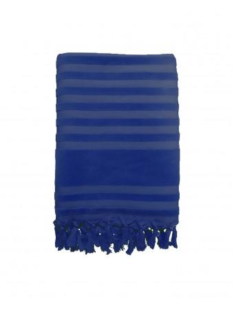 Плажна кърпа LE COMPTOIR DE LA PLAGE SCALA NAVY 90x160 TOWEL
