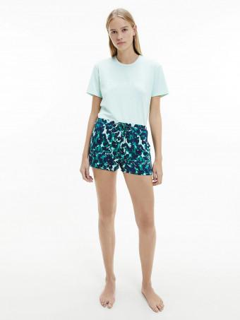 Дамска пижама къс панталон CALVIN KLEIN QS6029 IXC SHORT