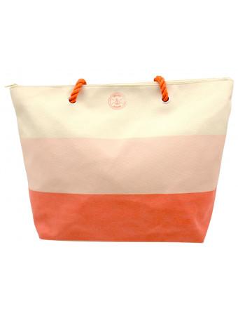 Плажна чанта Mora Mora OCEAN BAG CORAL POL.CANV