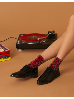 Дамски къси чорапи Pierre Mantoux WIZ CALZINO CARDINALE