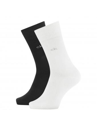 Мъжки чорапи Calvin Klein 2 чифта в пакет ECP275-E89 39/42