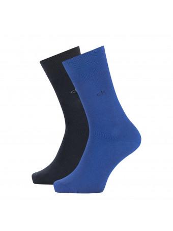 Мъжки чорапи Calvin Klein ECP275-99 2 чифта в опаковка 43/46