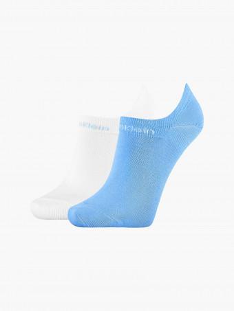 Дамски чорапи-терлици Calvin Klein-ECX776-MG1-2 чифта
