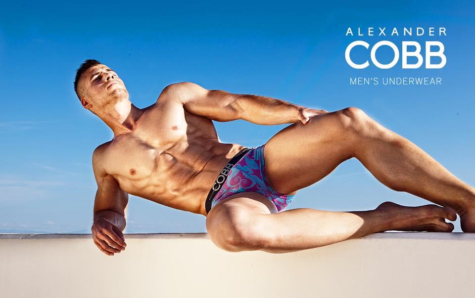 Иновативна марка за мъжко бельо Alexander COBB