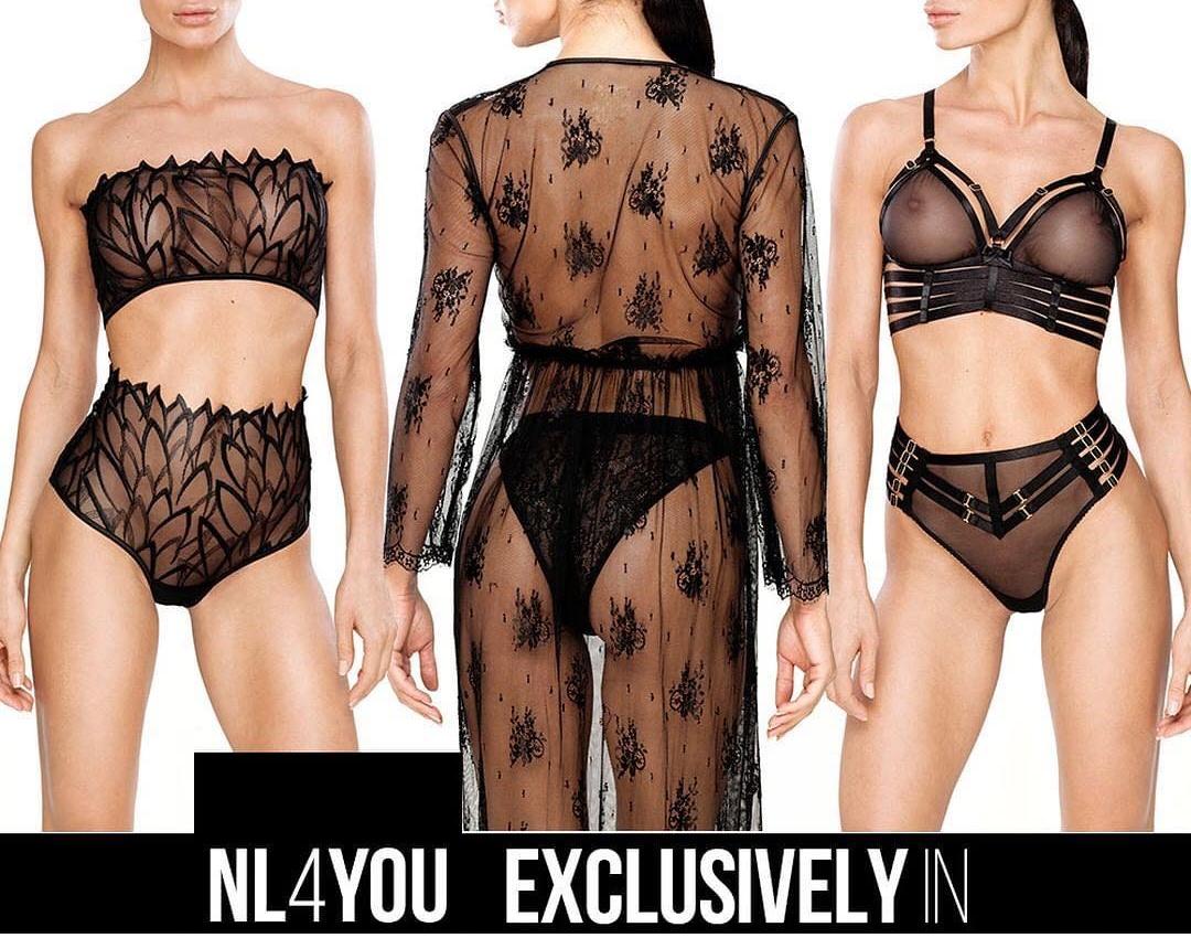 Новата марка дамско бельо NL4YOU